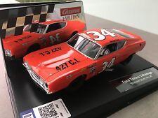 "Carrera Evolution 27521 FORD TORINO TALLADEGA "" Wendell Scott nr. 34 """
