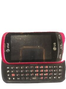 AT&T LG Xpression Red LG-C395