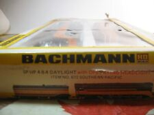 VINTAGE BACHMANN ho SP 4-8-4  STEAM LOCOMOTIVE SHELL & COAL TENDER   #672