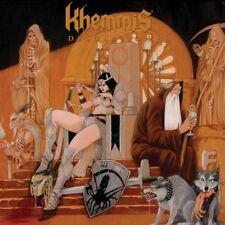 KHEMMIS – Desolation (NEW*ORIGINAL US PRESS*LIM.BLACK V.*US EPIC/DOOM*SOLSTICE)