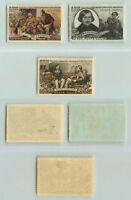 Russia USSR 1951 SC 1619-1621 mint . d1705
