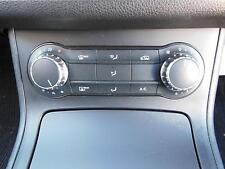 MERCEDES B CLASS HEATER/ AIR CON CONTROLS W246 03/12- 16