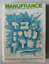 ANCIEN CATALOGUE MANUFRANCE 1976 *