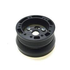 1983 Ford -- All Car Models -- Black Billet Steering Wheel 6 Hole Adapter- Nardi