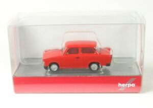 Trabant 1.1 Limousine (Indianred) 1:87 HERPA