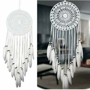 Dream Catcher Large Handmade Knitted Indian Dreamcatcher Home Bedroom Hanging