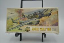 Sealed Airfix FOCKE-WULF 189 1:72 Model Kit Airplane Plane Series 2 Kit #267