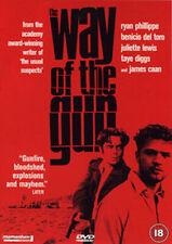 Way of The Gun With James Caan DVD Region 2 5060021171177