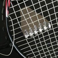 2pcs Tennis String Metal Flying Clamp Metal String Machine Tools Badminton Speed