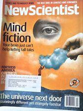 New Scientist Magazine Mind Fiction Your Brain October 13, 2006 081417nonrh