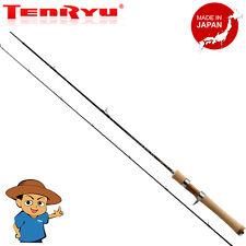 "Tenryu RAYZ RZ85MH-BC Medium Heavy 8'5"" trout fishing baitcasting rod pole"