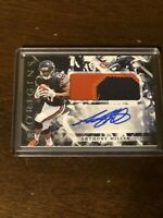 Anothy Miller Origins Rookie Patch Auto
