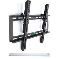 Slim TV Wandhalterung Halterung Halter Neigbar 26-55 Zoll VESA 400x400