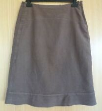 Jigsaw Cotton Straight, Pencil Skirts for Women