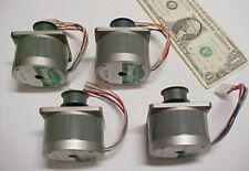 Lot 4 Sanyo 1.1A DC Motor 200 Step DIY CNC 103-775-7241 Router Milling Robot NEW