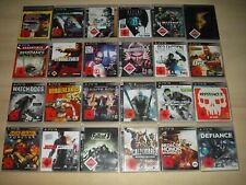 Playstation 3 USK 18 Spiele ( GTA V 5, The Last Of Us, Far Cry ....  ) PS3