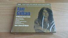 IAN GILLAN - SOLID GOLD COLLECTION (SEALED 2 CD BOX SET) 30 TRACKS