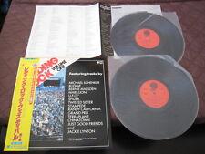 Reading Rock 1 Japan Promo Label Vinyl LP OBI Budgie Marillion Michael Schenker