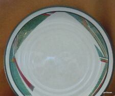 "Noritake Stoneware New West Chop Plate 12"""