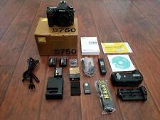 Nikon D750 w/ Extras - 24.3MP FX Full Frame Digital SLR Camera