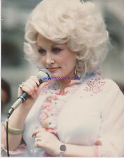 SUPER SEXY DOLLY PARTON IN THE 1970S GREAT PHOTO