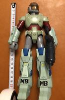"""Robotech - 1985 Gakken Henshin Robo Mospeada / Scott Bernard Vintage Figure 8"""""""