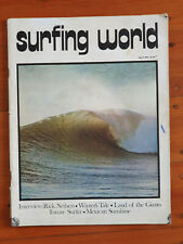 SURFING WORLD MAGAZINE MAG SURF NOV 1973 VOL17 # 4 ISSUE 100  RARE COLLECTABLE.