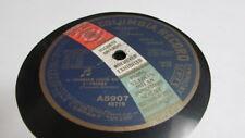 PABLO CASALS COLUMBIA 78 RPM RECORD 5907 CHANSON LOUIS XIII