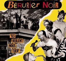 BERURIER NOIR ILS VEULENT NOUS TUER AZM RECORDS 2 LP VINYLE NEUF NEW VINYL