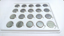 100Pcs PKCELL CR2032 DL3032 3V Lithium Coin Battery LED Tea Light Candles Cells