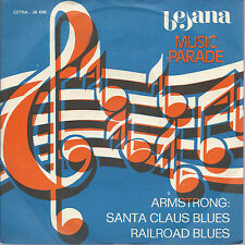 SANTA CLAUS BLUES - RAILROAD BLUES # LOUIS ARMSTRONG - Besana Music Parade