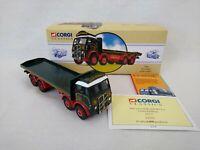 Corgi Classics Eddie Stobart 97940 ERF Flatbed Lorry Limited Edition Free Post