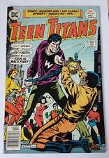 TEEN TITANS #45 - 1st APPEARANCE BUMBLEBEE - DC COMICS DEC 1976 FINE+
