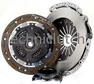 3 Pezzi Kit Frizione Incluso Cuscinetto 220mm per Ford Escort 1.8 16v