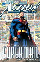 ACTION COMICS 80 YEARS OF SUPERMAN HARD COVER DC COMICS JIM LEE GOLDEN 41118
