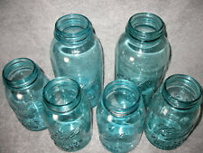 Ball PERFECT MASON jars, lot of 6