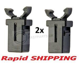 2 compatible Nissan Navara D40 Pathfinder Sunglasses Holder Catch Latch Clip