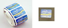 10 Intel Inside CORE i5 Sticker 15.5mm x 21mm Label Case Badge Logo. USA Seller!