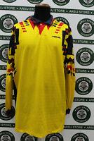 Maglia calcio REUSCH TG M P381 shirt trikot camiseta maillot camiseta jersey