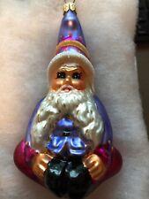 "Radko ~ 98-Sp-30 ~""Elfin Magic"" ~ 1998 Pediatric Care Charity Ornament ~ Rare"
