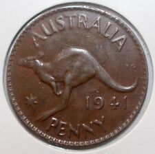 1941 K.G Penny UNC