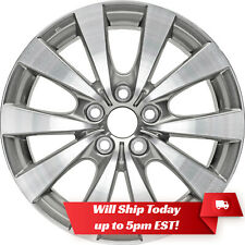New 17 Replacement Alloy Wheel Rim For 2011 2012 Toyota Avalon 69576 Fits Toyota