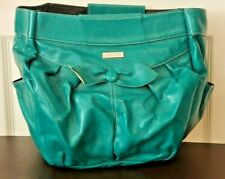"""NEW - MICHE - Demi Bag Shell - """"Margaret"""" - green faux leather - retired"""