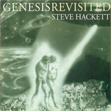 Steve Hackett ‎– Genesis Revisited CD NEW