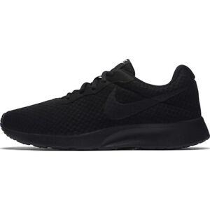 Nike WMNS Tanjun Black Multi Size US Womens Athletic Running Shoes Sneakers