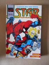 STAR MAGAZINE n°34 1993 con Spider Man e Ghost Star Comics  [G861]