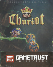 Indiebox Gametrust Collection (PC) Steel Book – Chariot with Steam key