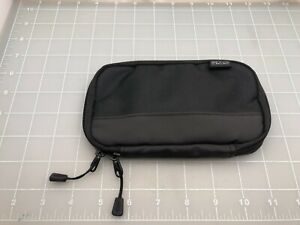 Judd's Very Nice Black Canvass Smart Fit Pen Case