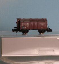 Minitrix 15418-01, Spur N,  Klappdeckelwagen K 15.  DR Brit-US-Zone, Ep. 3a