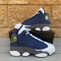 Air Jordan 13 Retro Flint 2020 (GS) Men's Classic Basketball Sneaker 884129-404